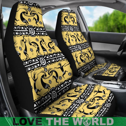 Image of Kokopelli Car Seat Cover 03 - Tn Covers