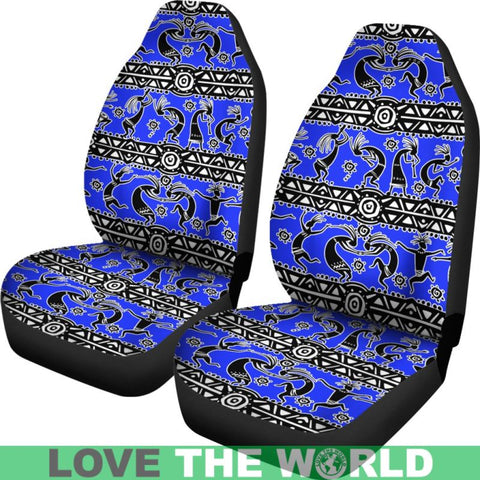Image of Kokopelli Car Seat Cover 05 - Tn Car Seat Covers 04 / Universal Fit Covers