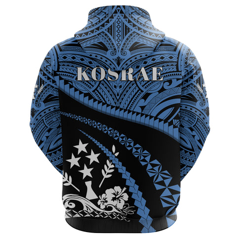 Kosrae Zip Up Hoodie - Road to Hometown K8