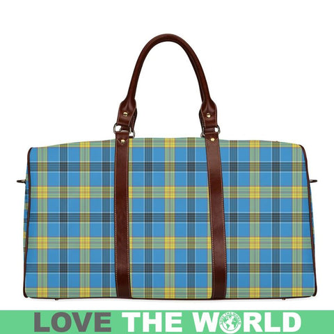 Tartan Travel Bag - Laing | Scottish Travel bag | 1sttheworld