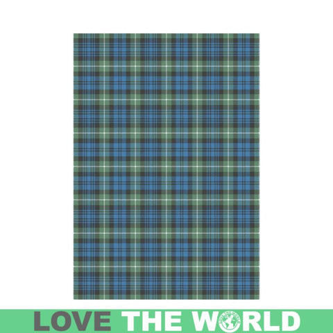 Lamont Ancient Tartan Flag K7 |Home Decor| 1sttheworld