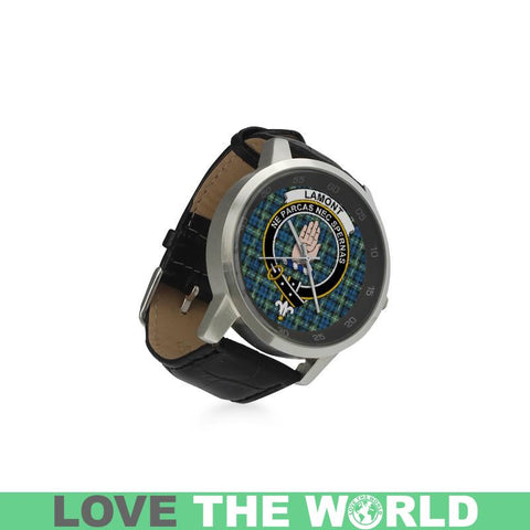 Image of Lamont Ancient Tartan Leather Strap Watch - BN03 |Accessories| 1sttheworld