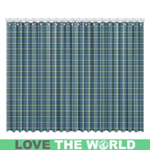 Lamont Ancient Tartan Window Curtain - Tk1 One Size / Window Curtain 52X120(Two Piece) Curtains