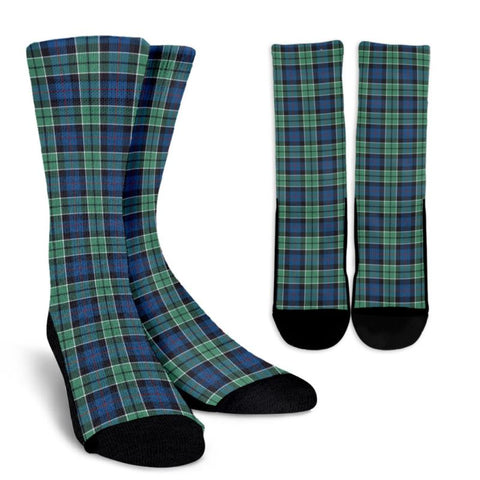 Leslie Hunting Ancient Tartan Socks, scotland socks, scottish socks, Xmas, Christmas, Gift Christmas, noel, christmas gift, tartan socks, clan socks, crew socks, warm socks
