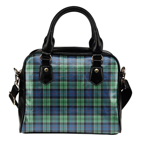 Leslie Hunting Ancient Tartan Shoulder Handbag - Bn Handbags