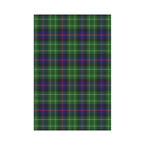 Leslie Hunting Tartan Flag K7 |Home Decor| 1sttheworld