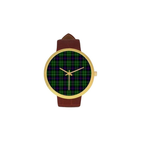 Leslie Hunting Tartan Watch