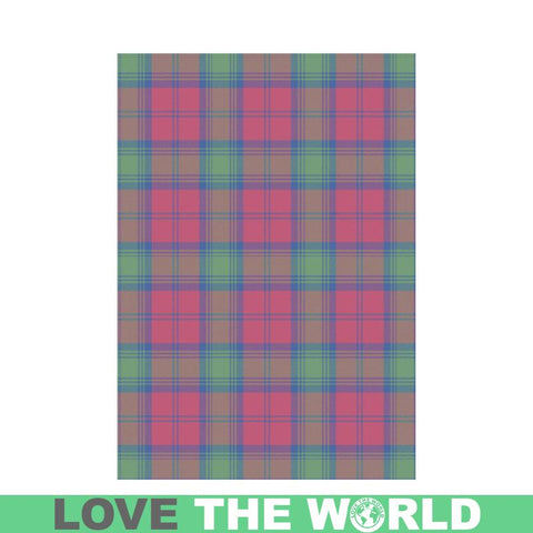 Lindsay Ancient Tartan Flag K7 |Home Decor| 1sttheworld
