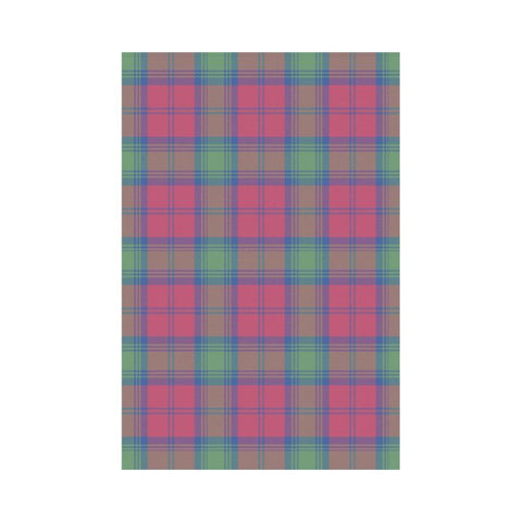 Image of Lindsay Ancient Tartan Flag K7 |Home Decor| 1sttheworld