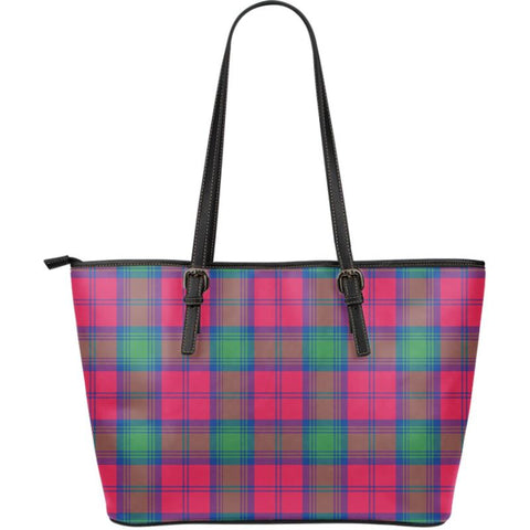 Lindsay Ancient Tartan Handbag - Large Leather Tartan Bag Th8 |Bags| Love The World