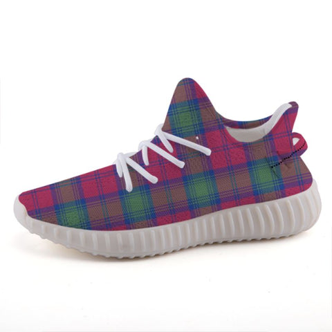 Lindsay Ancient Tartan Lightweight Fashion Sneakers Hj4 35