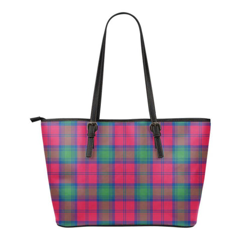 Lindsay Ancient  Tartan Handbag - Tartan Small Leather Tote Bag Nn5 |Bags| Love The World