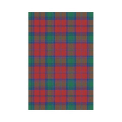 Lindsay Modern Tartan Flag K7 |Home Decor| 1sttheworld