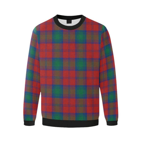 Image of Lindsay Modern Tartan Sweatshirt Nn5 |Clothing| 1sttheworld