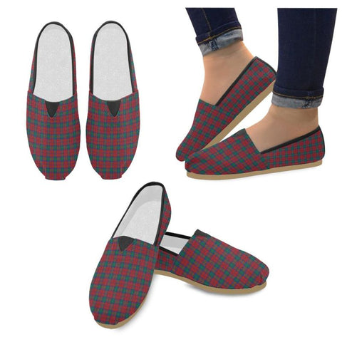 Image of Lindsay Modern Tartan Womens Casual Shoes Ha8