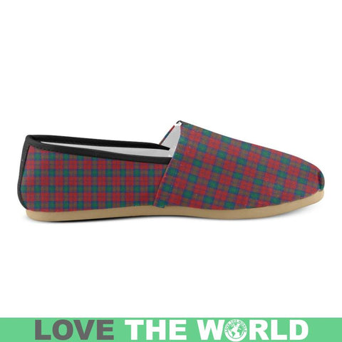 Lindsay Modern Tartan Womens Casual Shoes Ha8