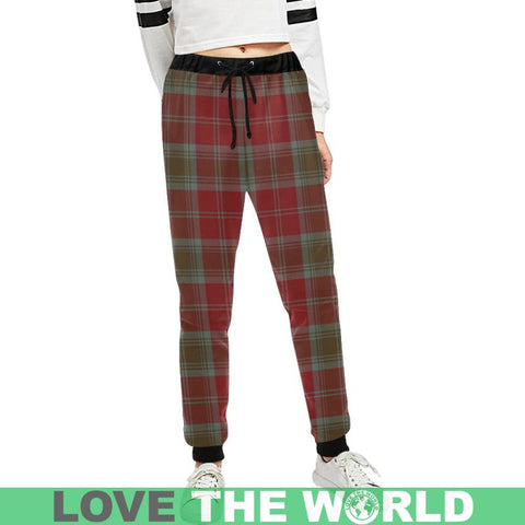 Tartan Sweatpant - Lindsay Weathered | Great Selection With Over 500 Tartans