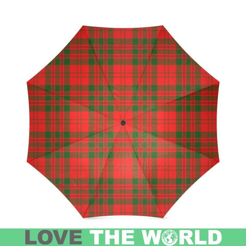 Livingstone Modern Tartan Foldable Umbrella Th8 |Accessories| 1sttheworld