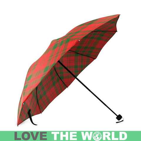 Image of Livingstone Modern Tartan Foldable Umbrella Th8 |Accessories| 1sttheworld
