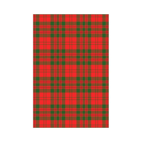 Livingstone Modern Tartan Flag K7 |Home Decor| 1sttheworld