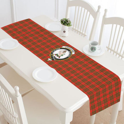 Livingstone Modern Tartan Table Runner - Tm Runners