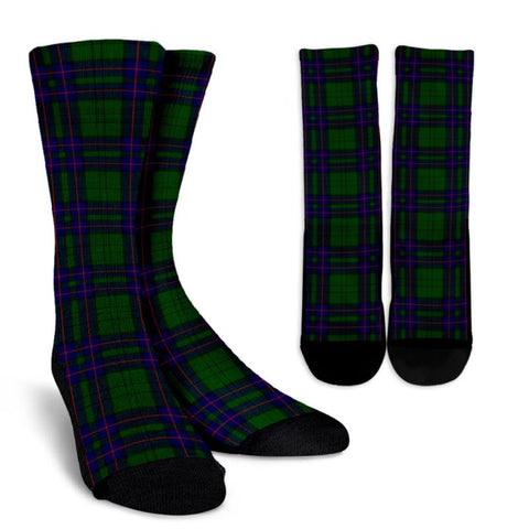 Lockhart Modern Tartan Socks, scotland socks, scottish socks, Xmas, Christmas, Gift Christmas, noel, christmas gift, tartan socks, clan socks, crew socks, warm socks