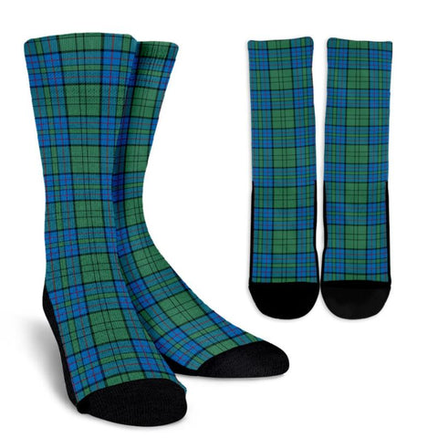 Lockhart Tartan Socks, scotland socks, scottish socks, Xmas, Christmas, Gift Christmas, noel, christmas gift, tartan socks, clan socks, crew socks, warm socks