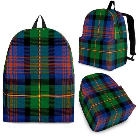 Logan Ancient Tartan Backpack Backpacks