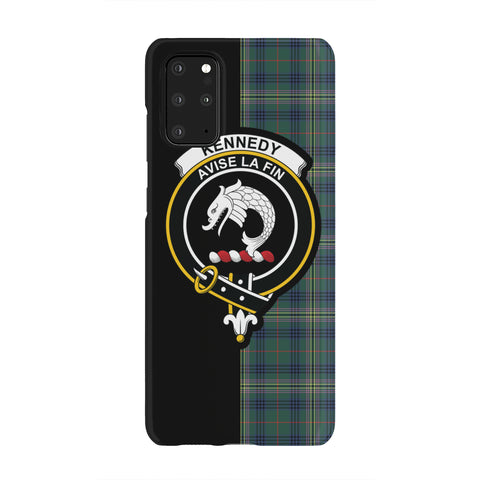 Kennedy Modern Tartan Phone Case - Half Style TH8