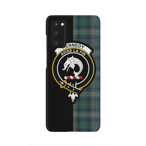 Image of Kennedy Modern Tartan Phone Case - Half Style TH8