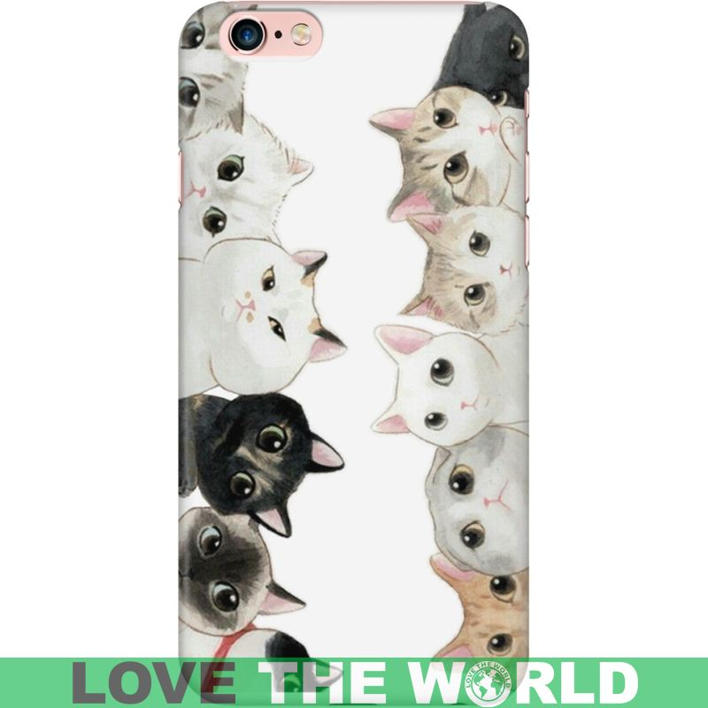 Love Cats Phone Case Galaxy S5 Cases