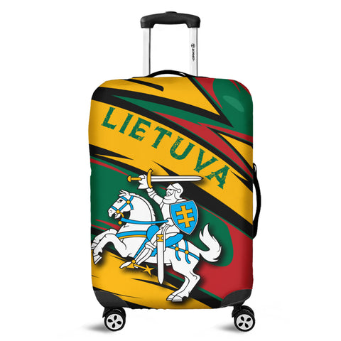 Lithuania Knight Forces Luggage Cover - Lode Style - JR