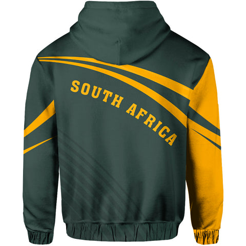 South Africa Springbok Clothing