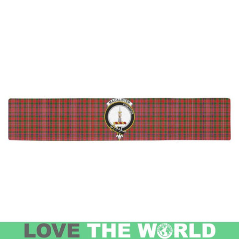 Macalister Modern Tartan Table Runner - Tn Runners