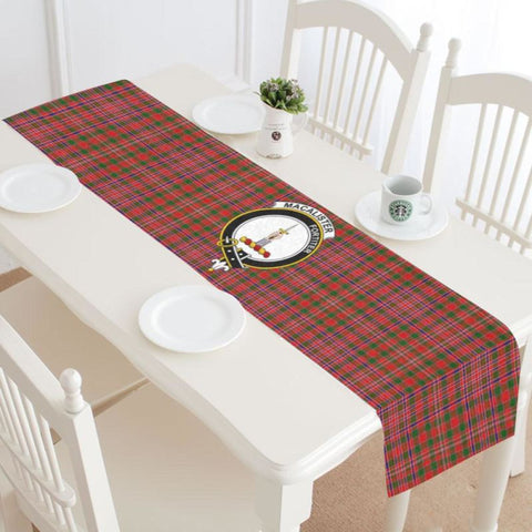 Image of Macalister Modern Tartan Table Runner - Tn Runners