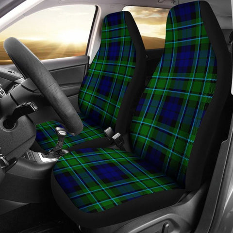 Image of Macallum Modern Car Seat Covers