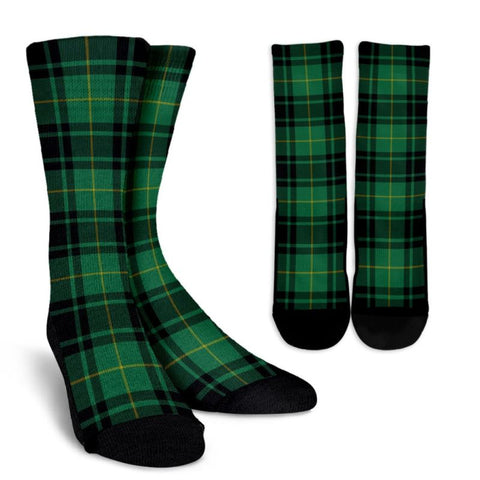 Macarthur Ancient Tartan Socks, scotland socks, scottish socks, Xmas, Christmas, Gift Christmas, noel, christmas gift, tartan socks, clan socks, crew socks, warm socks