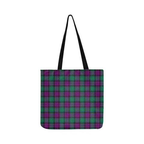 Image of Macarthur Äóñ Milton Tartan Reusable Shopping Bag - Hb1 Bags