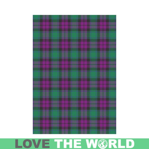 Image of Macarthur Milton Tartan Flag K5 |Home Decor| 1sttheworld