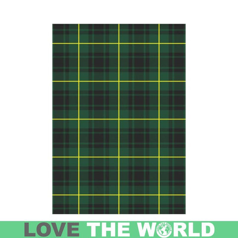 Macarthur Modern Tartan Flag K5 |Home Decor| 1sttheworld