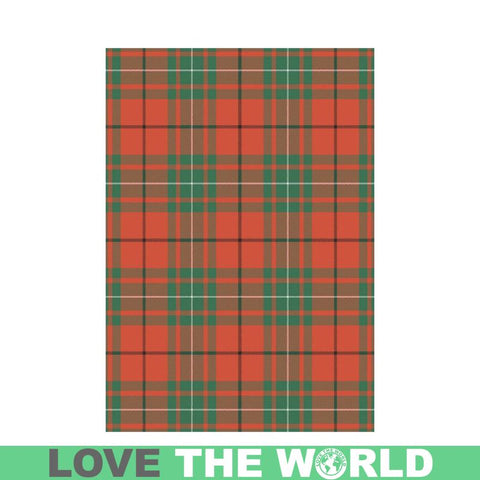 Macaulay Ancient Tartan Flag K5 |Home Decor| 1sttheworld