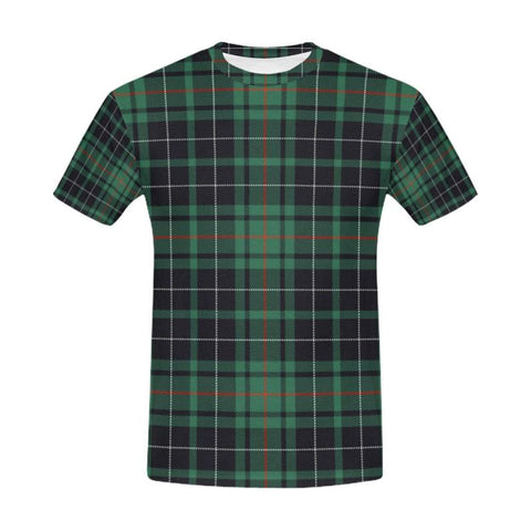 Tartan T-shirt - Macaulay Hunting Ancient| Tartan Clothing | Over 500 Tartans and 300 Clans