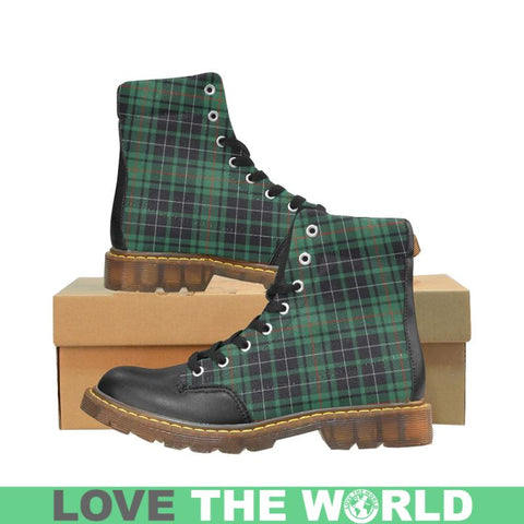 Image of Tartan Apache Boot - Macaulay Hunting Ancient | Footwear | Over 500 Tartans