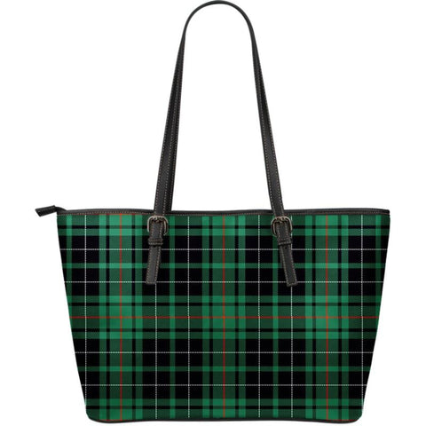 Macaulay (Mcaulay) Hunting Ancient Tartan Handbag - Large Leather Tartan Bag Th8 |Bags| Love The World
