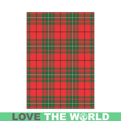 Macaulay Modern Tartan Flag K5 |Home Decor| 1sttheworld