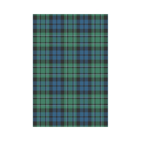 Image of Maccallum Ancient Tartan Flag K5 |Home Decor| 1sttheworld