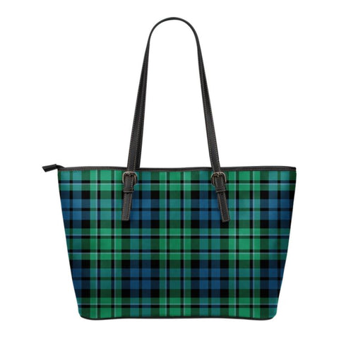 Maccallum (Mccallum) Ancient  Tartan Handbag - Tartan Small Leather Tote Bag Nn5 |Bags| Love The World