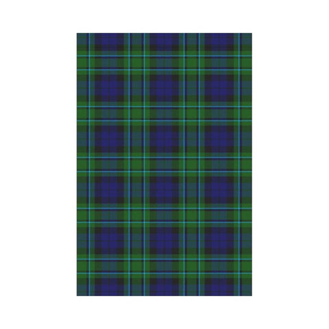 Maccallum Modern Tartan Flag K5 |Home Decor| 1sttheworld