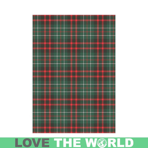 Macdiarmid Modern Tartan Flag K5 |Home Decor| 1sttheworld