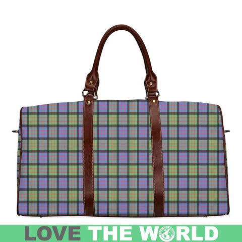 Tartan Travel Bag - Macdonald Ancient | Scottish Travel bag | 1sttheworld